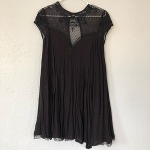 Light lace dress